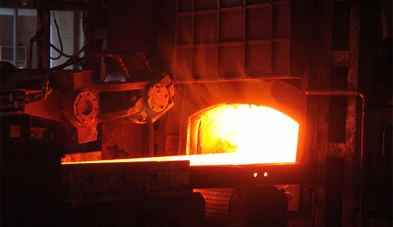 蓄热式步进底式加热炉