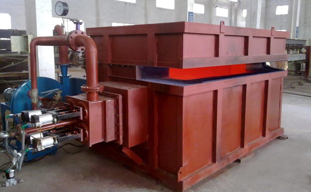 蓄热式缝式炉